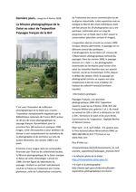 thumbnail of Paysages français