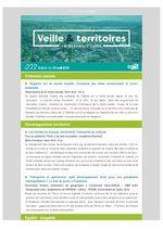 thumbnail of Veille_Territoires – En quelques clics 222 ext