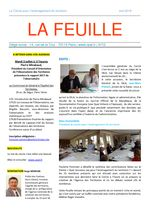 thumbnail of La Feuille n°12