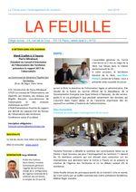 thumbnail of La Feuille n°12