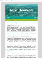 thumbnail of Veille_Territoires – En quelques clics 233 ext