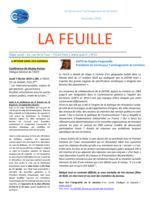 thumbnail of La Feuille N°15