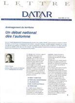 thumbnail of Le Grand débat de 1993