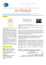 thumbnail of La Feuille n16