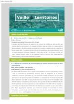 thumbnail of Veille_Territoires – En quelques clics 258 ext