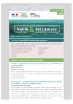thumbnail of Veille & Territoires – 264_ext – Focus sur Covid-19 et cohésion des territoires