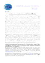 thumbnail of 2020-05 Appel à Contribution