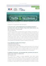 thumbnail of Veille & Territoires #266