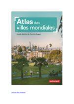 thumbnail of Atlas des villes mondiales