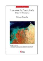 thumbnail of Les mers de l'incertitude