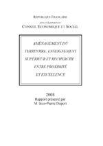 thumbnail of Rapport JP Duport