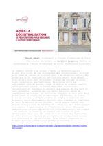 thumbnail of 2021 02 Terra-Nova_Apres-la-decentralisation_15-propositions-pour-renforcer-l-action-territoriale