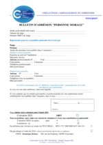 thumbnail of 2021 Bulletin d'adhésion Personne MORALE