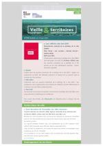 thumbnail of Veille-Territoires N°290